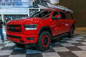 Mopar Preps 2019 Ram 1500 For Adventure | Automobile Magazine Sema Ram 1500 Sun Chaser Wants To Go The Beach The Fast Lane Truck Mr Norms Lil Red Express Truck Google Rides Pinterest 2010 Big Blue Heavy Duty Enhanced With Mopar Magic Dodge C Series Wikipedia Dakota Trucks Pin By Jorge Ruiz On Challenger Hellcat 2017 44 W 4 Inch Lift Huffines Designs Fca Showcase Accsories For 2019 In Chicago Top Speed Charger Pursuit Ram Chrysler Jeep Fiat Mopar Police Law Best Of Twenty Images Work Trucks New Cars And Wallpaper Bangshiftcom Coverage At Jeeps Gussied Up 200plus Parts Autoguidecom News