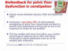 Pelvic Floor Biofeedback Equipment by T Ahadi Md Assistant Professor Of Physical Medicine Ppt Video
