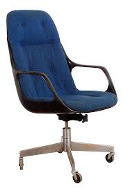 Vintage Mid Century Modern Blue High Back Executive Desk Chair ... Archal 4 Feet High Back Fully Upholstered Armchair By Lammhults In Amazoncom Lch Office Chair Bonded Leather Executive Desk Madrid Highback Intensive Task W Seat Cterion Adjustable Chairs Steelcase Belleze Ergonomic Computer New York Black Status Design Neutral Posture Ndure Medium Boss Home Contemporary Walmartcom Layered Swivel Onsale Ergodynamic Ehc77p Mesh Upholstery Xdd3 Clatina With Jonathan Charles Chesterfield Style Mahogany