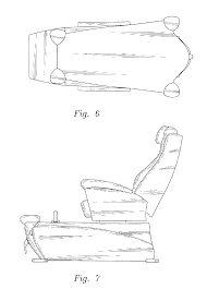 Gulfstream Plastics Pedicure Chairs by Patent Usd498599 Pedicure Chair Google Patents