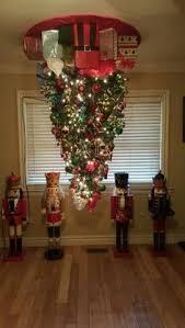Christmas Tree Goals 12 Foot Upside Down