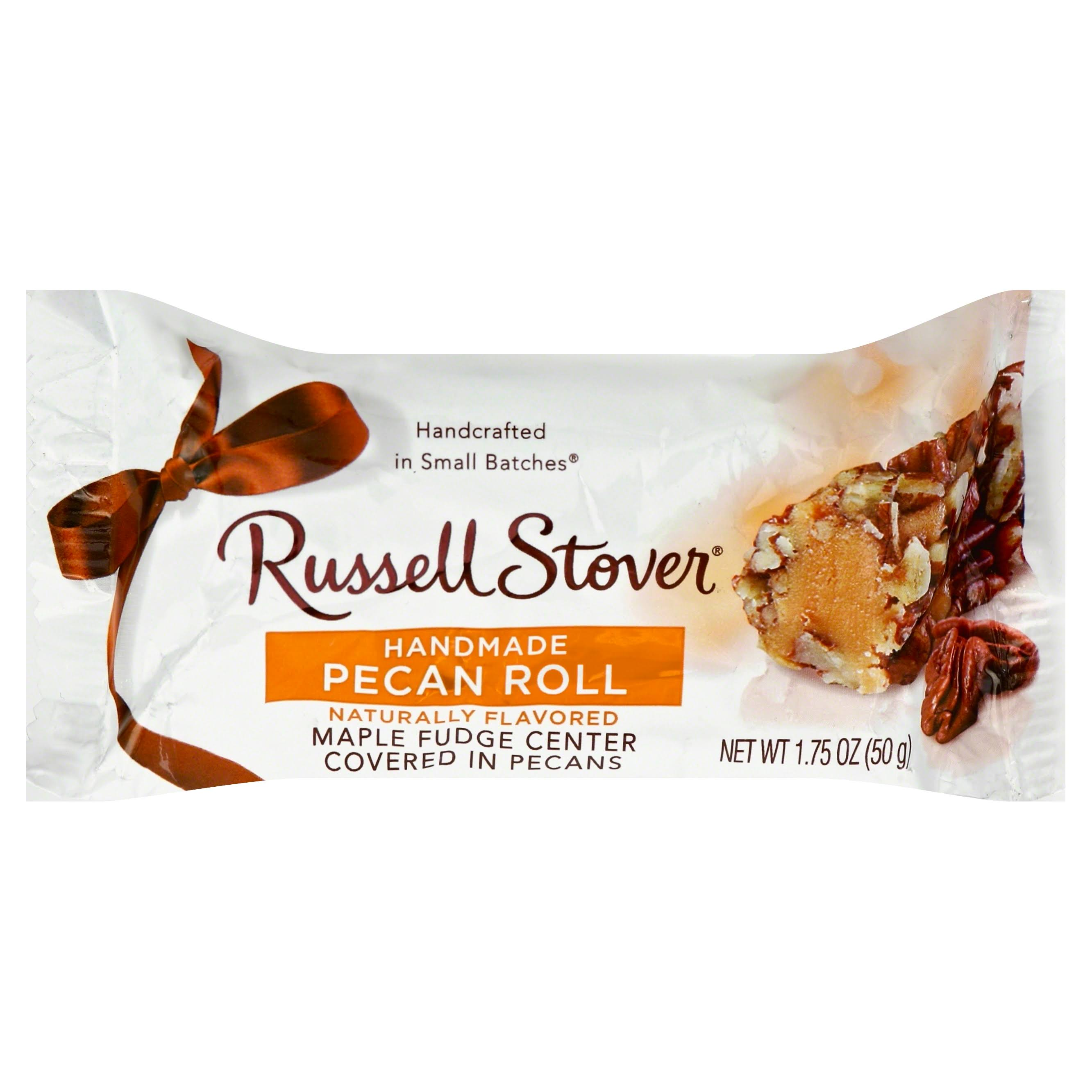 Russell Stover Vermont Pecan Roll