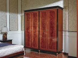 kleiderschrank schlafzimmer e68 holz schrank antik stil barock rokoko schränke