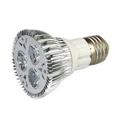 dimmable led recessed light bright led par20 spotlight bulb 9w led
