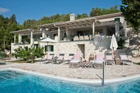 Greek Island Beach Villa Private Beach Municipality Of Ios