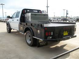 Sample Skirted Flatbed With Short Rails, Headache Rack, Fuel Tank ...