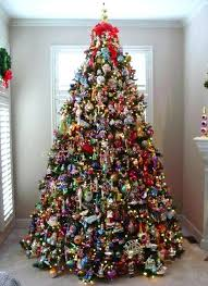 Pics Of Decorated Christmas Trees How To Decorate A Tree Pertaining Professionally