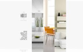 100 Free Interior Design Magazine Website Template 43493