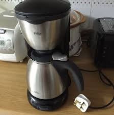 Braun 10 Cup Coffee Maker Home Appliances On Carousell