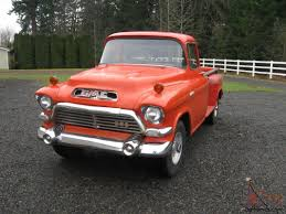 1957 GMC CUSTOM CAB PICKUP TRUCK WITH 350 CHEVY V8 4SPD PICKUP TRUCK PU 1957 Gmc 150 Pickup Truck Pictures 1955 To 1959 Chevrolet Trucks Raingear Wiper Systems 12 Ton S57 Anaheim 2013 Gmc Coe Cabover Ratrod Gasser Car Hauler 1956 Chevy Filegmc Suburban Palomino 100 Show Truck Rsidefront 4x4 For Sale 83735 Mcg Build Update 02 Ultra Motsports Llc Happy 100th Gmcs Ctennial Trend Hemmings Find Of The Day Napco Panel Daily Pickup 112 With Dump Bed Big Trucks Bed