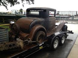 100 1931 Chevy Truck Chevrolet 3 Window Coupe Barn Find