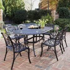 Wayfair Patio Dining Chairs by Found It At Wayfair 7 Piece Outdoor Dining Set Deck Furniture