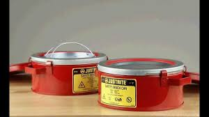 Grounding Of Flammable Cabinet Justrite by Bench Cans By Justrite Youtube