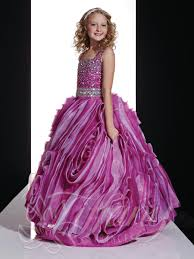 tiffany princess 13360 little girls pageant dress french novelty