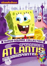 Spongebob Halloween Dvd Episodes by Spongebob U0027s Atlantis Squarepantis Dvd Encyclopedia Spongebobia