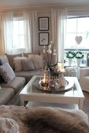 Gorgeous Yet Cozy Rustic Chic Living Room Dcor