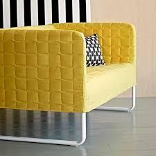 canap jaune ikea canapé jaune knopparp d ikea déco les couleurs chaudes
