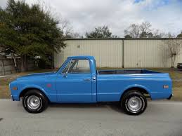 Cool Amazing 1968 Chevrolet C-10 1968 Chevy C 10 Short Bed 350 4 ...