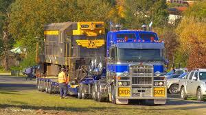 100 Trains Vs Trucks Cranes An Engines Journey Home Train Fanatics