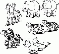 Adult Coloring Pages Animals Resume Format Pdf Image For Kidscoloring Page Of