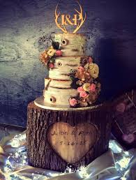 Country Wedding Cake 3 Tier Created For A Rustic