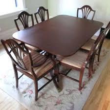 Dining Room Tables Ottawa Mahogany Pedestal Table Round Ottawathumbnail Sale Image