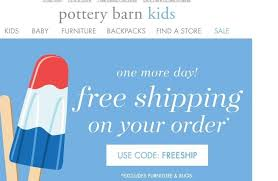 Coupons pottery barn shipping 99labels discount coupons
