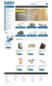 Building Materials Store Free OpenCart Theme