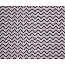 Material For Curtains And Blinds by Azig Grape Purple Patterned Linen Mix Oeko Tex Fabric
