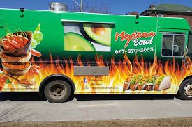 Mexican Bowl - Toronto Food Trucks : Toronto Food Trucks