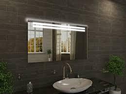 badspiegel mit beleuchtung m42n1 design spiegel für