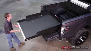 CargoGlide CG1500XL Bed Slide Product Review At AutoCustoms.com ...