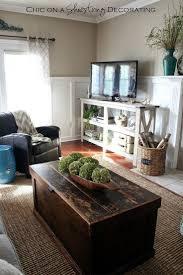 Diy Farmhouse Living Room Decorating Ideas Best Cute On Pinterest Apartment Dbede