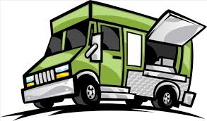 100 Delivery Truck Clipart Green 32891 LOADTVE