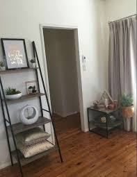 Industrial Ladder And Side Table Kmart DecorLadder