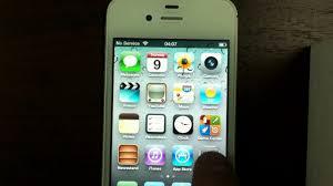 Activate & unlock iphone 4s ios 5 & ios 6 without original sim