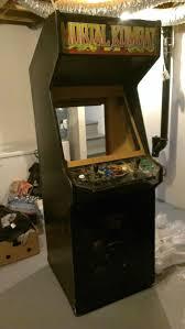 Mortal Kombat Arcade Cabinet Specs by Mortal Kombat Dynamo Cabinet Conversion To Mame