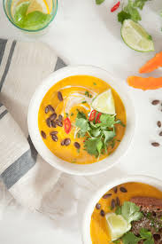 Thai Pumpkin Curry Soup Recipe by Anti Inflammatory Thai Pumpkin Soup Ascension Kitchen