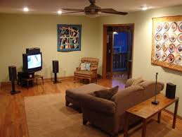 recessed lighting placement in living room home design