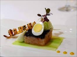 dressage des assiettes en cuisine on se le fait en entrée ou en plat de visions gourmandes