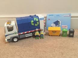 Playmobil * Recycling / Refuse Truck * 4129 * | In Llandough ... Playmobil 4129 Recycling Truck With Flashing Light Toy In Review Missing Sleep Sealed Set 5938 Green W Figures Recycle The City Action New And Sealed Recycling Truck Garbage Bin Lorry Vintage Service Whats It Worth Playmobil Playmobil City Life Toys Need A 123 6774 United Kingdom 3121 Life Youtube 4129a Take Along School House 5662 Canada