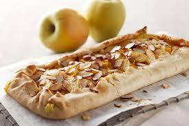 Free Form Harvest Apple Tart Recipe
