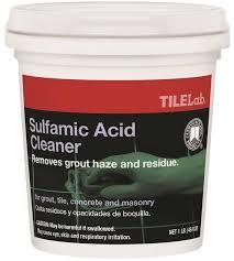 tilelab tlsacra1 acid cleaner 1 lb pail solid