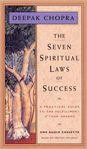 The Seven Spiritual Laws Of Success A Practical Guide To Fulfillment Your Dreams Chopra Deepak MD 9781878424167 Amazon