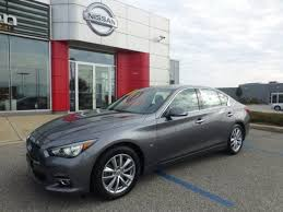 2014 Infiniti Q50 All Weather Floor Mats by Used 2014 Infiniti Q50 For Sale In Schererville In 4869p