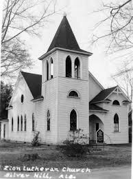 Zion Lutheran Church History 1920 1969