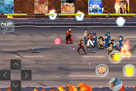 Multiplayer Kung Fu Little Fighters Android & IOS Game by bluegamerz