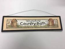 Outhouse Themed Bathroom Accessories by Outhouse Bath Decor Ebay