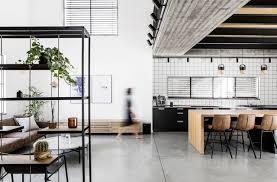 100 Modern Industrial House Plans A Monochromatic In Nir Am Israel Interior