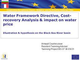 coopération européenne bulgarie pour la directive cadre